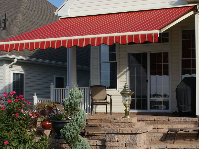 Elite Plus Durasol Awning Is An Adjustable Retractable Awning That Allows  You To Fine Tune Your Late Day Sun Protection.