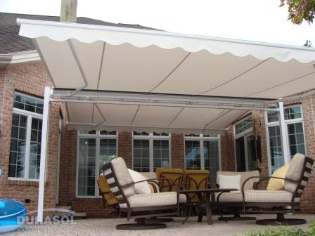 Free Standing Awnings Photogalleries Canvas