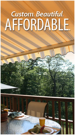 Residential Awnings Canvas Specialties Awnings In Scranton Wilkes Barre And Hazleton