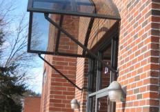 romanza door canopy