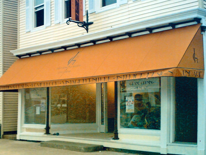 Commercial Awnings Photogalleries Canvas Specialties