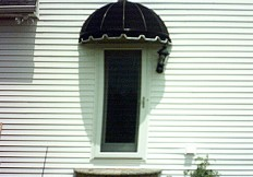 dome door canopy