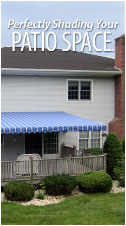 Patio Awnings Canvas Specialties Awnings In Scranton Wilkes Barre And Hazleton