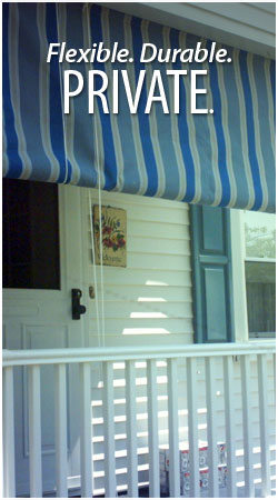 Curtains Shades And Valances Canvas Specialties